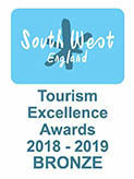 award, tourism, south west, Devon, Glamping